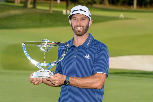 Dustin Johnson... (PHOTO REUTERS)