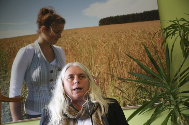 Manon Massé,co-porte-parole de Québec Solidaire.... (Photo Spectre Média, René Marquis)