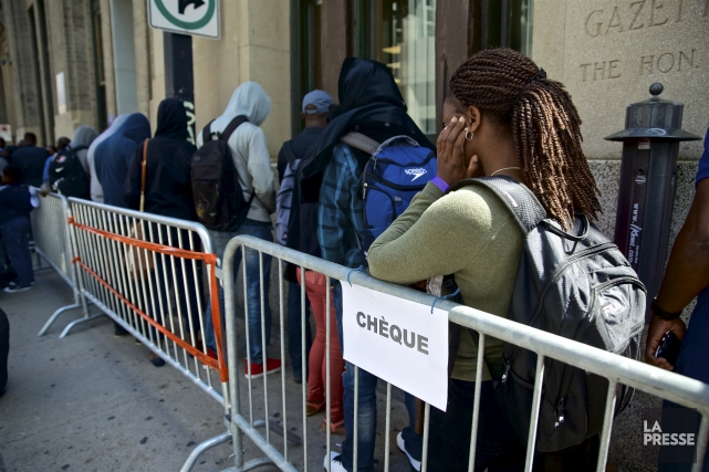 Actuellement, le Québec paie pour les héberger, les... (Photo Archives La Presse)