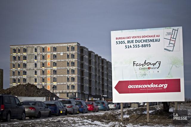 L'Office de consultation publique de Montréal (OCPM) envisage de faire abroger... (Photo Patrick Sanfaçon, archives La Presse)