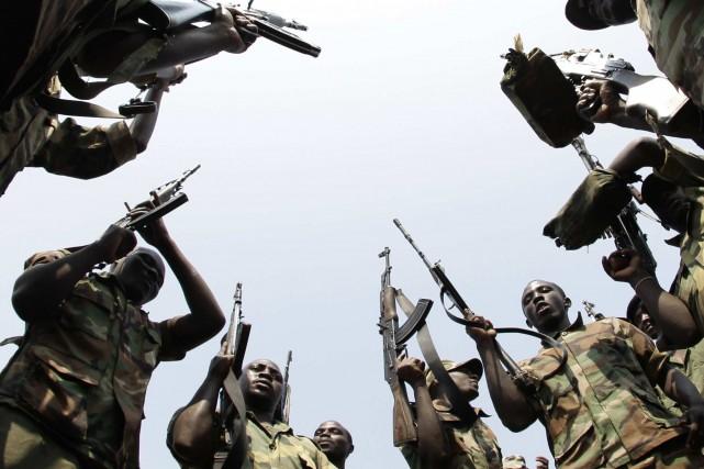 Des affrontements entre l'armée congolaise et des Maï-Maï... (Phnoto archives, Reuters)