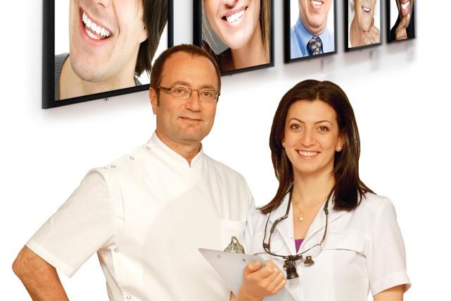 Dr Rafik Boulos, 65 ans & Dre Colette...