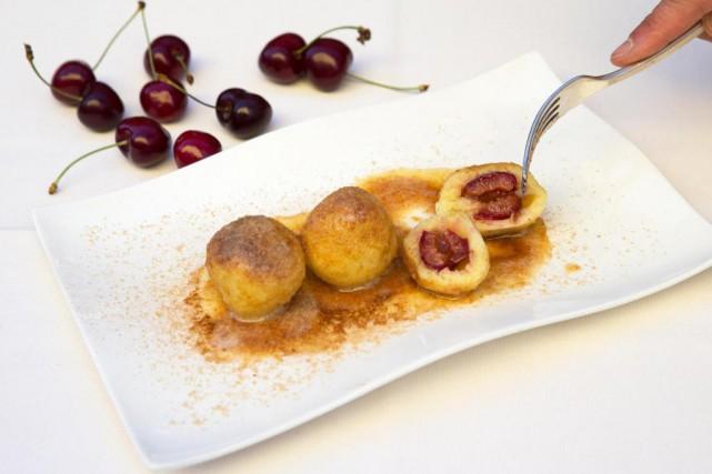 Gnocchi di susine... (Photo Robert Skinner, La Presse)