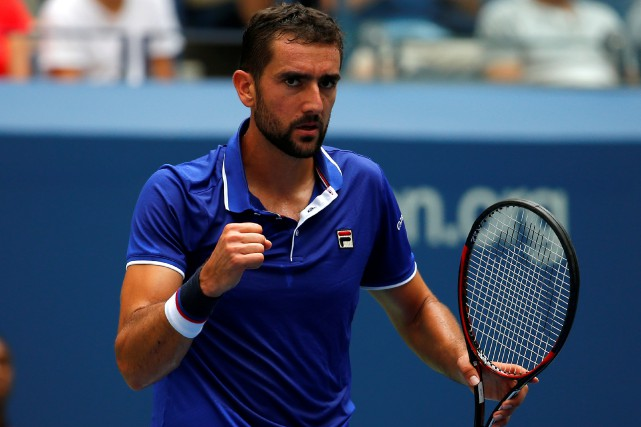 Marin Cilic... (Photo Mike Segar, Reuters)