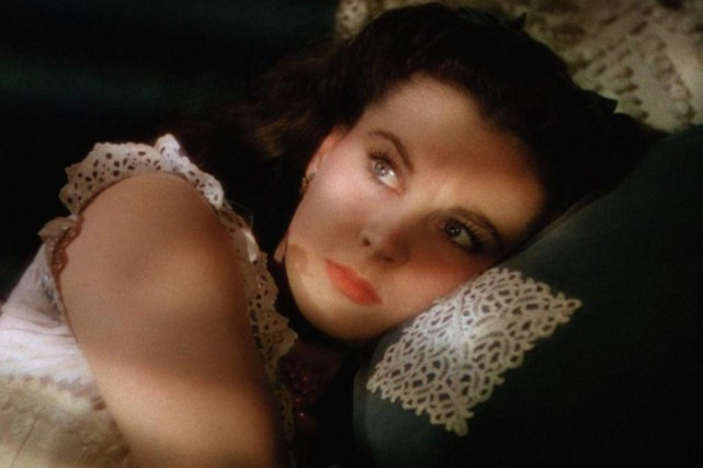 Vivien Leigh dans Gone with the Wind.... (Photo fournie par Warner)
