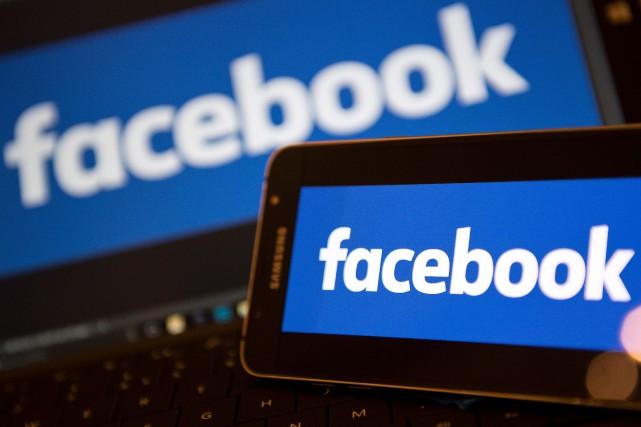 Le réseau social Facebook va interdire de publicité les pages renvoyant... (ARCHIVES AFP)