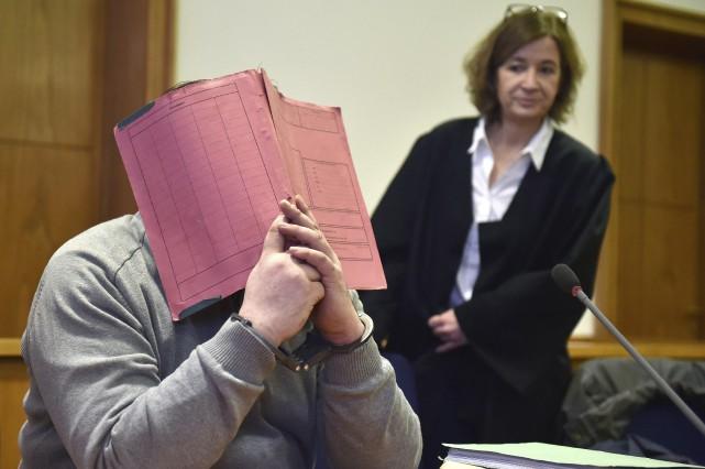 L'infirmier allemand Niels Högel avait été condamné en... (AFP, Carmen Jaspersen)