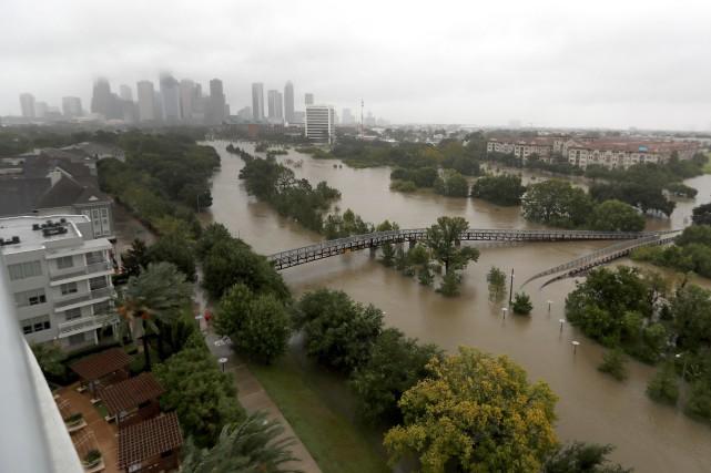 Ceci n'est pas une rivière, mais plutôt une... (AP)