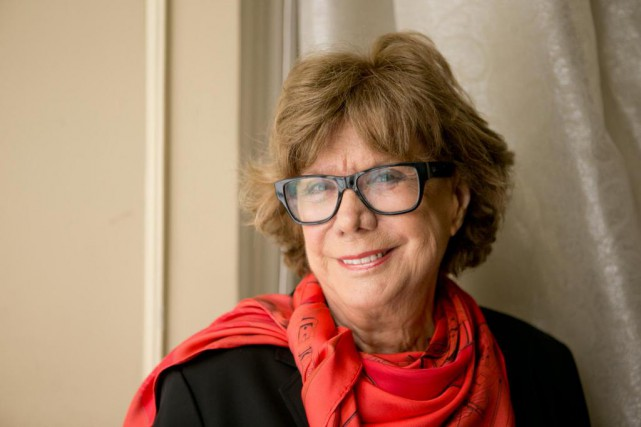 Denise Filiatrault... (Photo David Boily, Archives La Presse)
