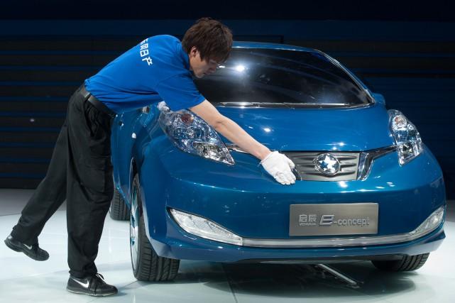 Renault-Nissan a déjà des liens avec Dongfeng. On... (Photo : AFP)