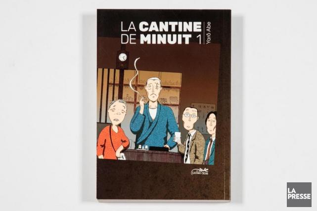 La Cantine de minuitde Yarô Abe... (Photo Hugo-Sébastien Aubert, La Presse)