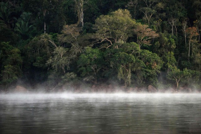 Le gouvernement brésilien a rejeté une étude d'impact environnemental du groupe... (ARCHIVES AFP)