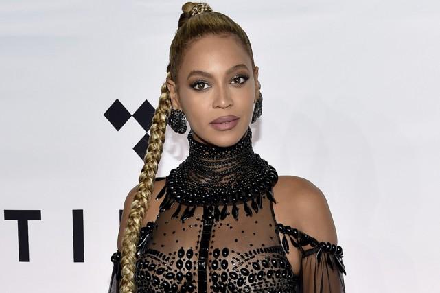 Beyoncé fut la femme la mieux payée dans... (PHOTO ARCHIVES AP)