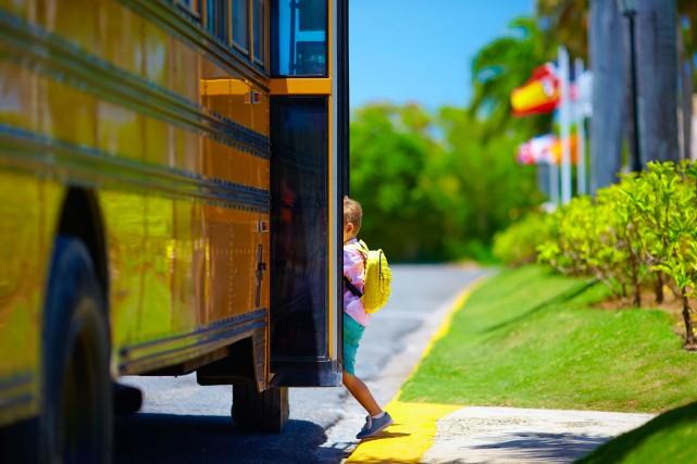 La rentrée scolaire 2017 signifie le début d'une... (123RF)