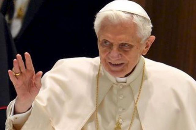 Plusieurs considèrent l'oeuvre de Benoît XVI comme étant... (Agence France-Presse)
