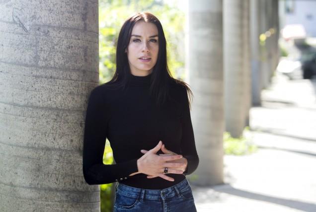 Amélie Larocque, alias AMÉ, révèle vendredi la première... (Spectre Média, Maxime Picard)