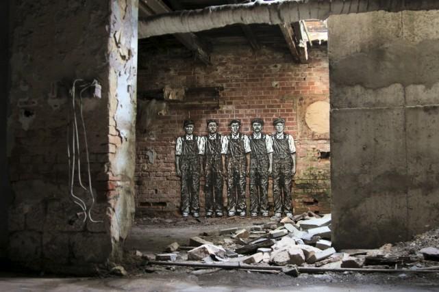 L'installation principale de Pantois a trouvé une niche... (fournie par Wartin Pantois)