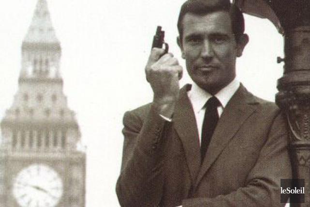 George Lazenby a incarné James Bond dansAu service... (Photothèque Le Soleil)