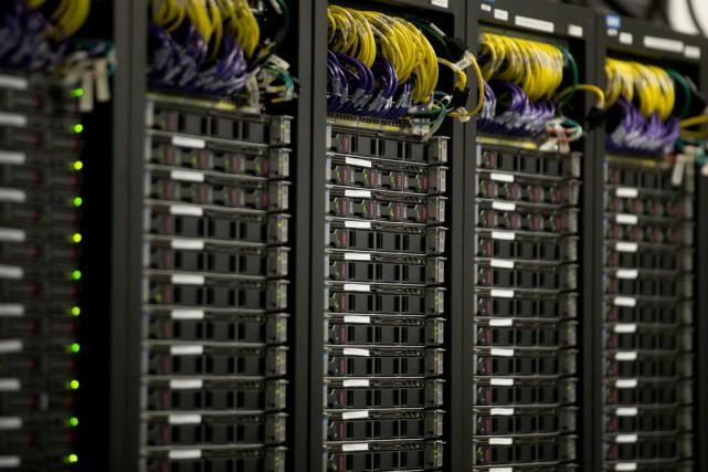 Les fournisseurs d'accès à l'internet indépendants comme Ebox,... (photo andrew harrer, archives bloomberg)