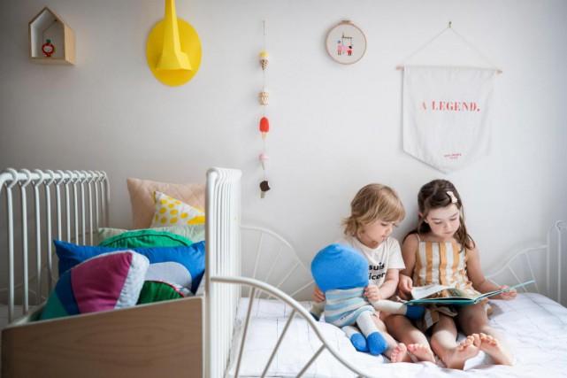 Avec la rentrée, les petits réinvestissent leur chambre... (Photo Marco Campanozzi, La Presse)