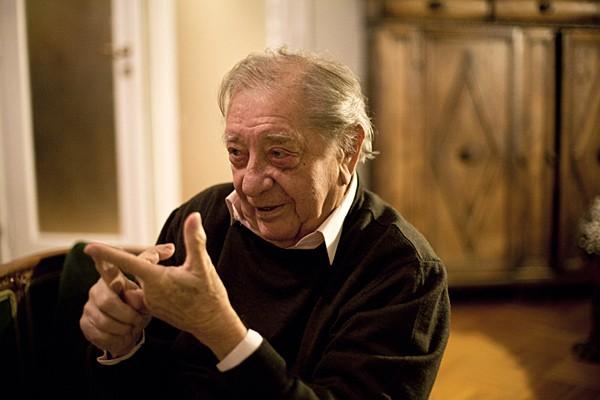 Le réalisateur hongrois Karoly Makk, lauréat du Prix du jury à Cannes en 1971... (CAPTURE D'ÉCRAN)