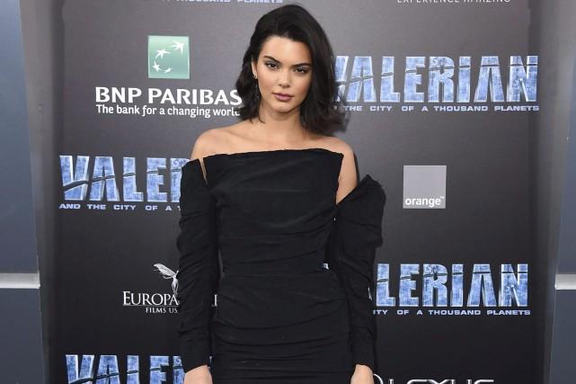 Kendall Jenner... (Photothèque Le Soleil)