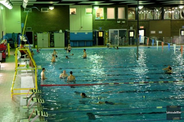 La piscine Miner est un des services dont... (archives La Voix de l'Est)