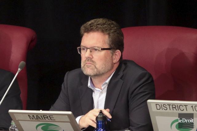 Le maire Maxime Pedneaud Jobin propose un «Sommet... (Etienne Ranger, Le Droit)