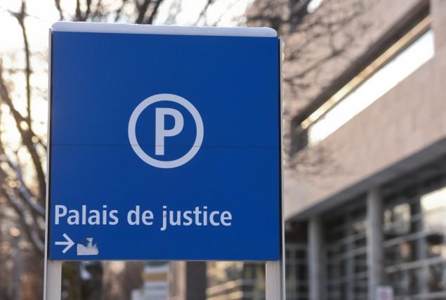 L'individu qui a volé un véhicule chez Trois-Rivières Chevrolet mardi et qui a... (François Gervais)