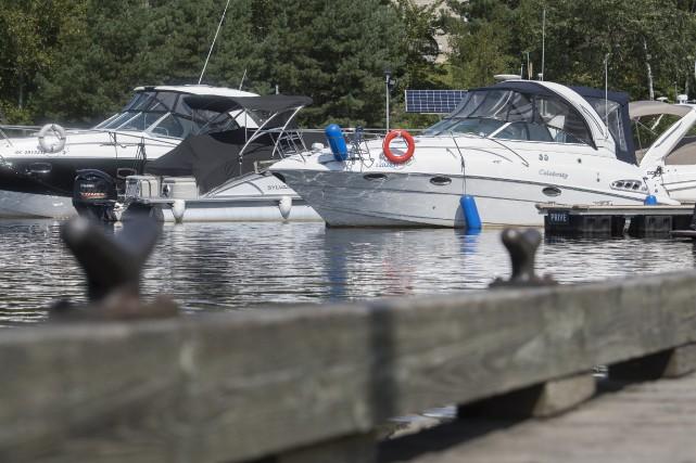 Les bateaux de plaisance devraient se multiplier sur... (Stéphane Lessard)