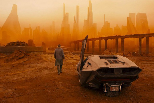 Blade Runner 2049, de Denis Villeneuve... (Photo fournie par Warner Bros.)