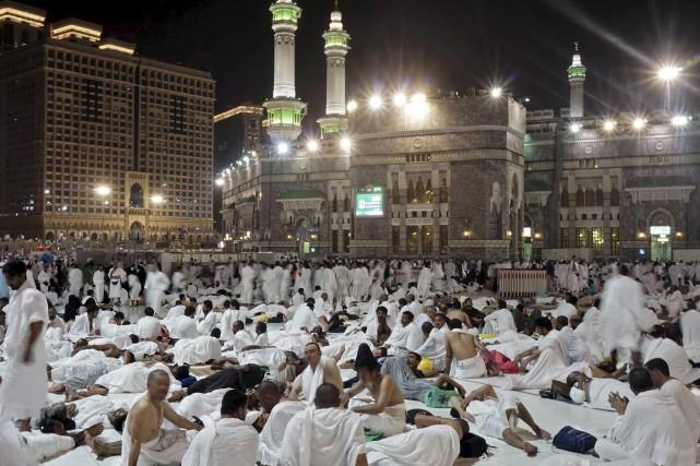 Le pèlerinage à La Mecque est incontestablement une... (AFP, Karim Sahib)