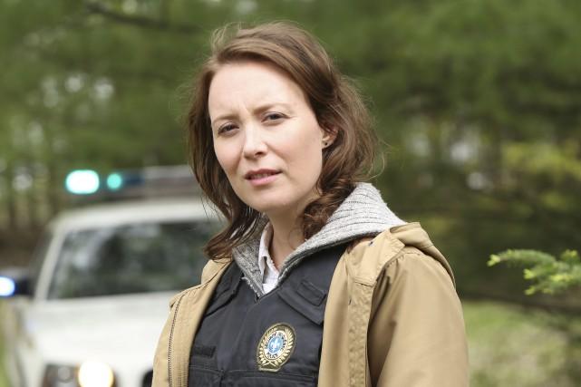 Chef enquêteur du bureau régional de Mascouche, Constance... (fournie par ICI Radio-Canada Télé)