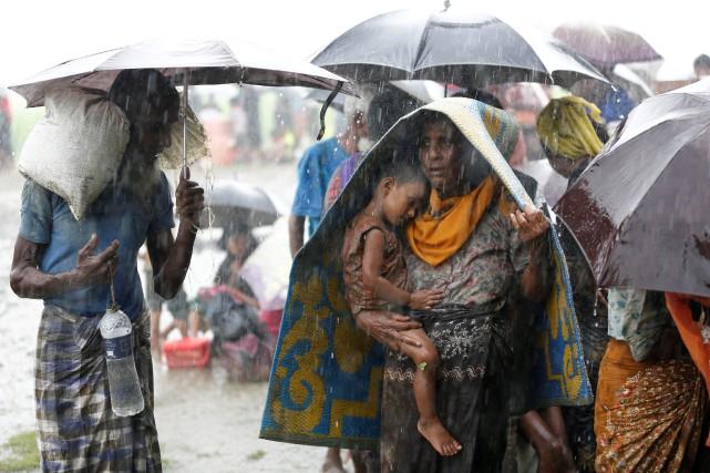 Selon les derniers chiffres donnés vendredi par l'ONU,... (REUTERS)