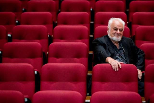 Les oeuvres sélectionnées parRoland Smith,ancien propriétaire du Théâtre... (PHOTO FRANçOIS ROY, archives LA PRESSE)