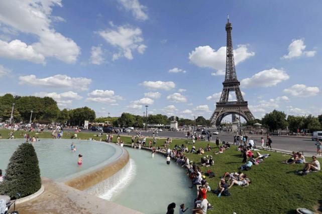 Après un début d'année prometteur, la France a enregistré cet été de «belles... (PHOTO ARCHIVES REUTERS)