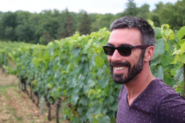 Emmanuel Rybinski est l'archétype du renouveau de Cahors.... (Photo Karyne Duplessis Piché, collaboration spéciale)
