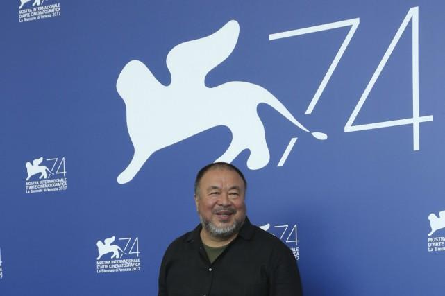Ai Weiwei a présenté Human Flow à la... (PHOTO AP)