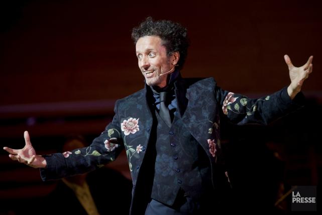Jeudi au Théâtre Juste pour rire de Bromont,... (archives La Presse)