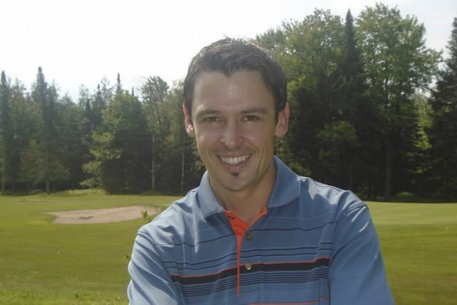 Philippe Danylo, le nouveau DG du club de... (Danny Gélinas)
