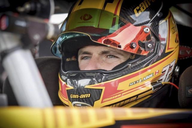 Alex Labbé occupe présentement la tête du classement... (fournie par Go Fas Racing)
