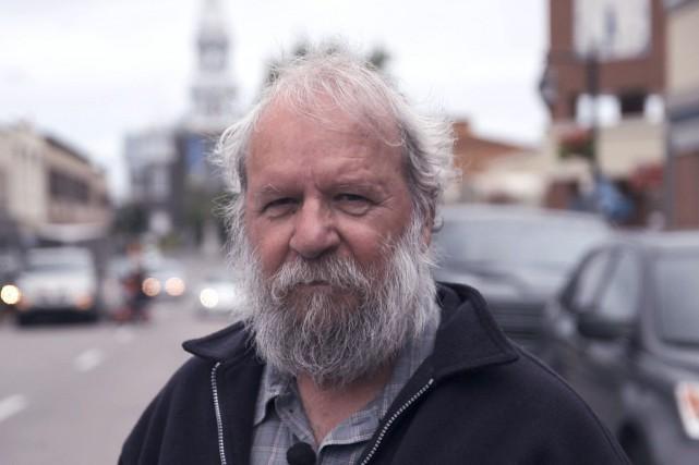 Gaston Martel, archiviste et auteur du livre CHRONIQUE... (Courtoisie, Télé-Québec Saguenay-Lac-Saint-Jean)