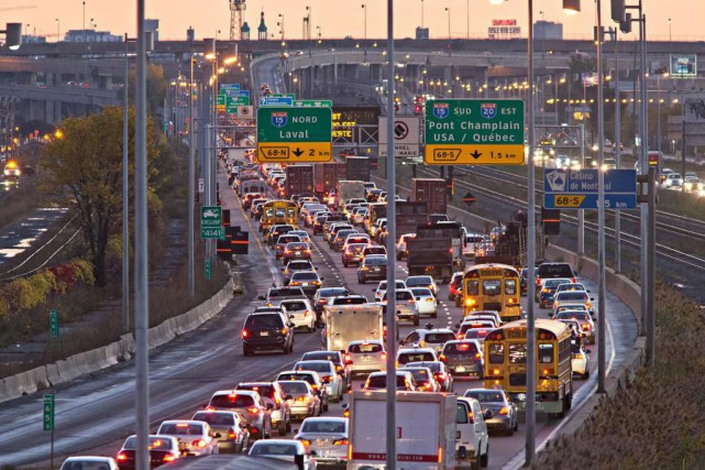 Le ministère des Transports, de la Mobilité durable... (PHOTO PATRICK SANFAÇON, archives LA PRESSE)