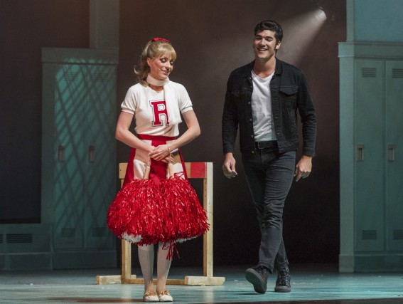 Annie Villeneuve et Jason Roy-Léveillé dominent la distribution... (François Gervais)