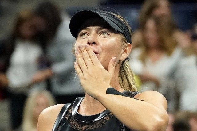 Après son élimination au 2etour mercredi, Caroline Wozniacki... (PHOTO ROBERT DEUTSCH, USA TODAY)