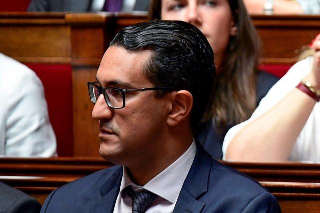 M'jid El Guerrab, 34 ans, est soupçonné d'avoir... (Photo AFP)