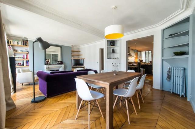 «Airbnb a désormais aussi son 1%, des locateurs... (Photo tirée d'Airbnb)