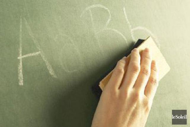 Afin d'enrayer la pénurie d'enseignants déjà inquiète, il... (Photothèque Le Soleil)