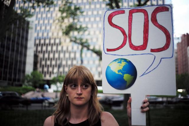 À Montréal du 3 au 9 septembre, des... (Photo Jewel SAMAD, AFP)