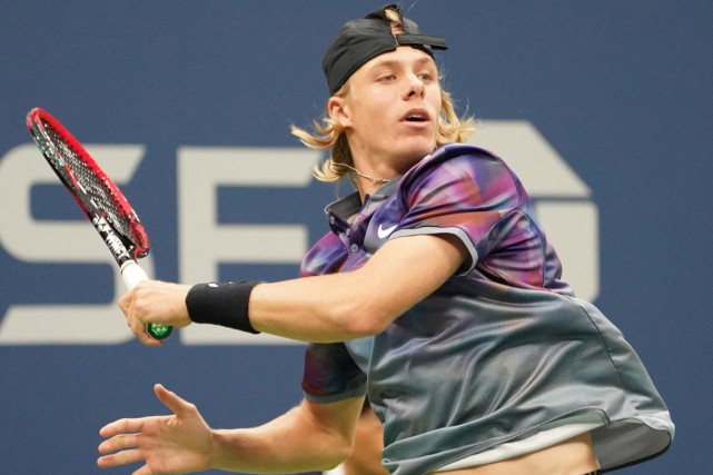 Denis Shapovalov éliminé à l'US Open